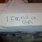 i-found-a-pen