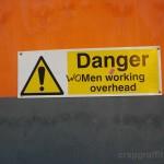 danger-women-working-overhead