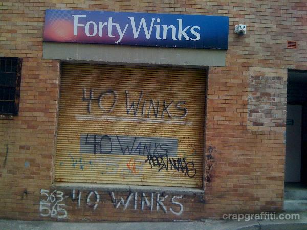 forty-wanks