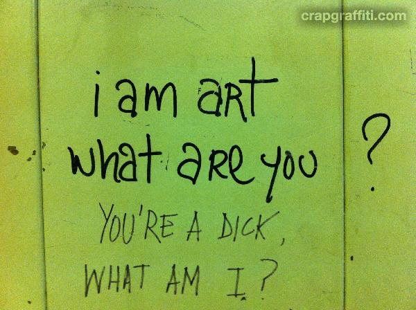 i-am-art-what-are-you